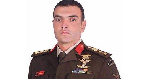 2020-05-31 Colonel Ahmed Mansi - Egyptian Army Thunderbolt Commandos 03