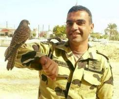 2020-05-31 Colonel Ahmed Mansi - Egyptian Army Thunderbolt Commandos 05