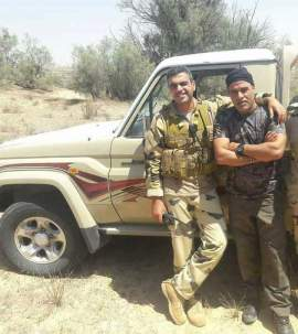 2020-05-31 Colonel Ahmed Mansi - Egyptian Army Thunderbolt Commandos 10