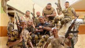 2020-05-31 The Choice El Ekhteyar 2020 Egyptian Commandos battalion 103 01