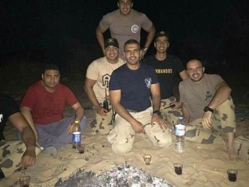 2020-05-31 The Choice El Ekhteyar 2020 Egyptian Commandos battalion 103 in Ramadan 03