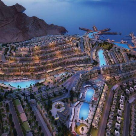 2020-10-27 Al Galala city Egypt on Red Sea 01