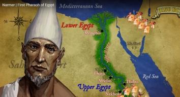 2020-11-24-Narmer-Mina-First-Pharaoh-Of-Egypt-Unify-Upper-Lower-Egypt-Youtube
