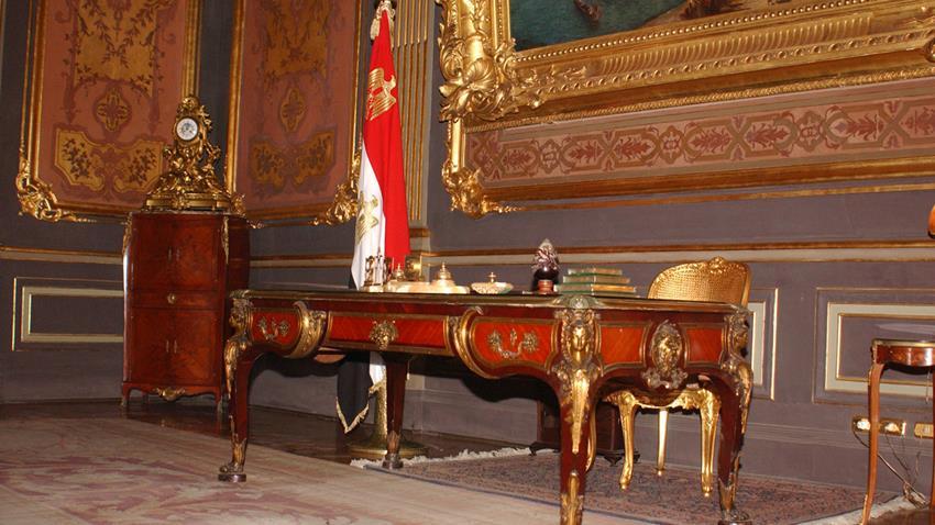 2020-12-30 Egyptian Palace Cairo Abdeen Presidential Office 01