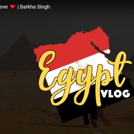 2021-03-02 Egypt 10 days Vlog tour with Indian YouTuber Barkha Singh 02