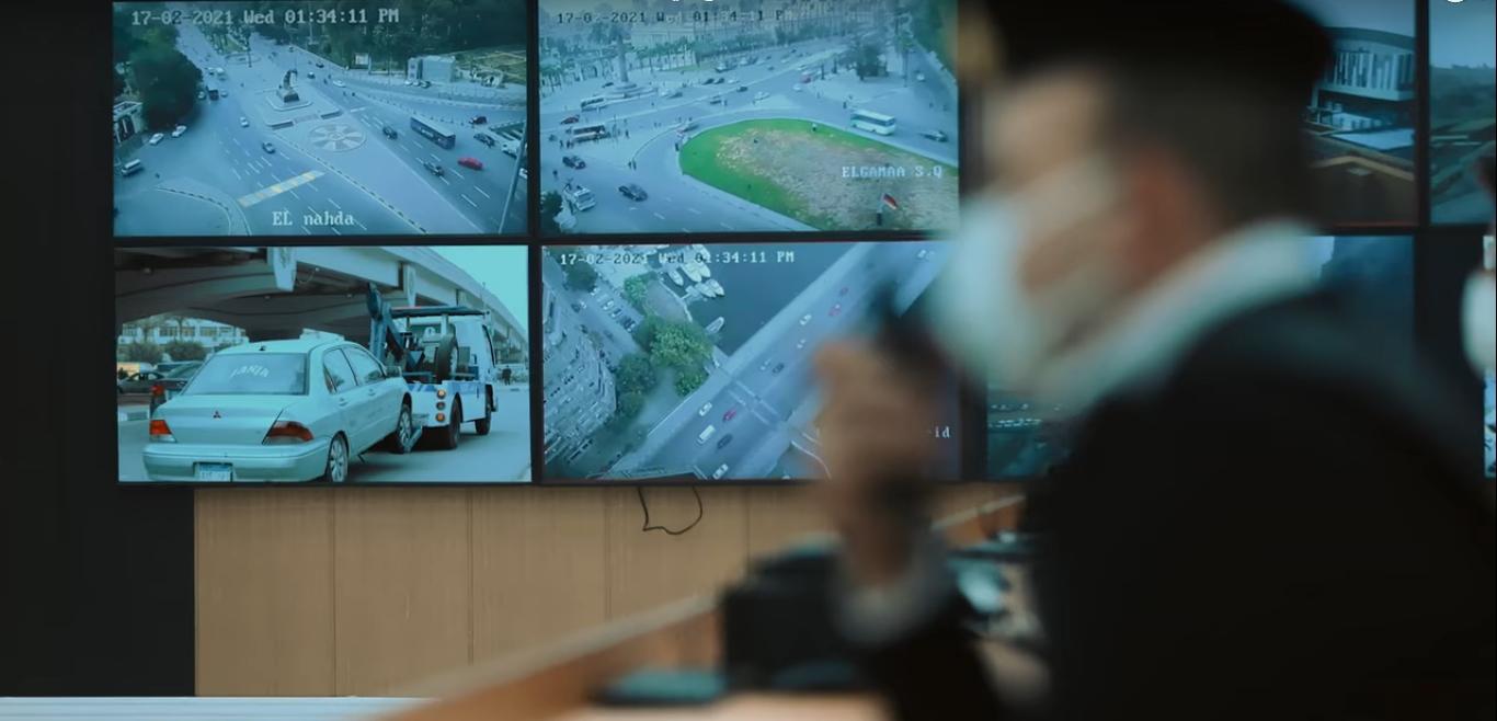 2021-03-08 Egypt Traffic Electronic Surveillance Operations Room 01