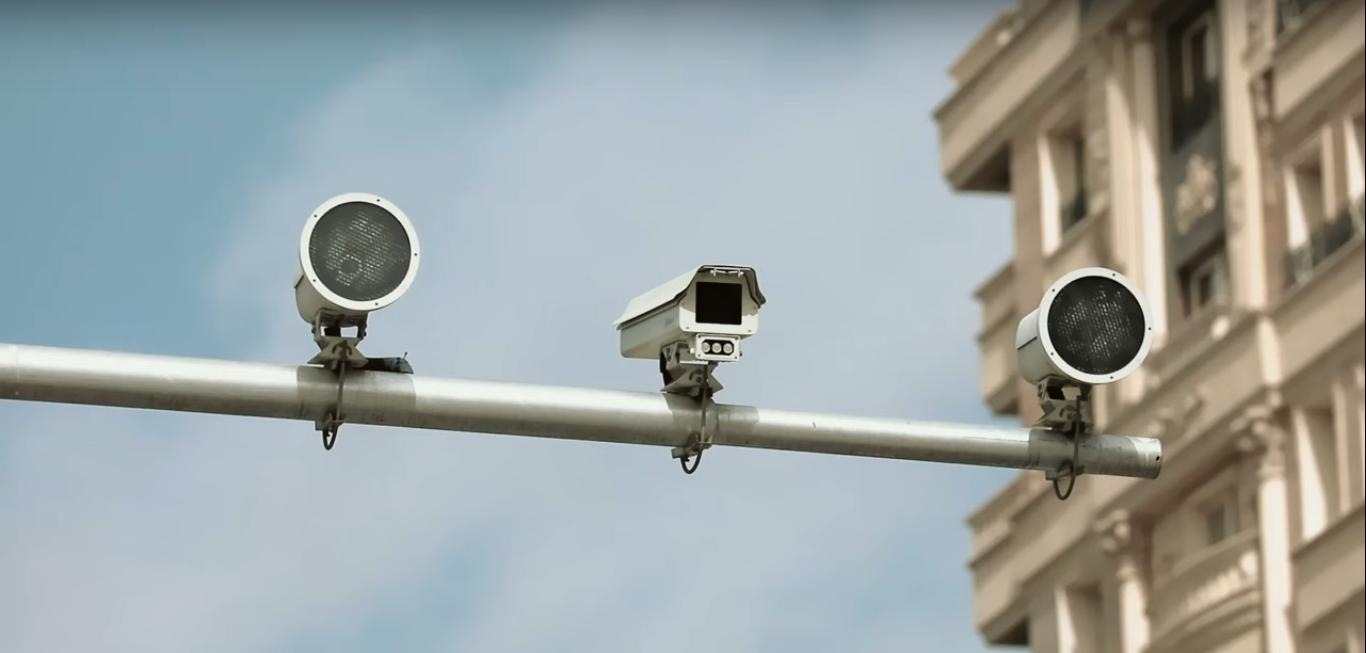 2021-03-08 Egypt Traffic Electronic Surveillance Radar Cameras on Roads 03
