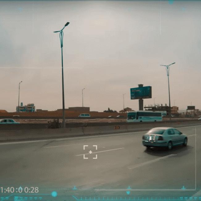 2021-03-08 Egypt Traffic Electronic Surveillance Radars on Highways Automatic Fines 01