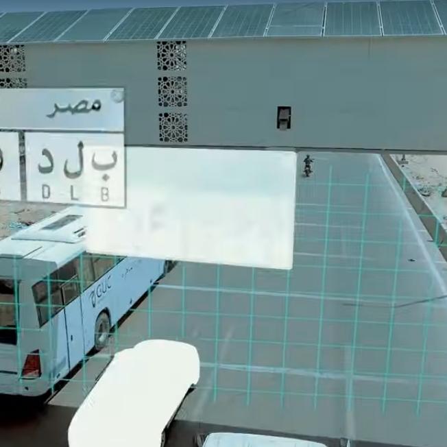 2021-03-08 Egypt Traffic Electronic Surveillance Radars on Highways Ring Road 04