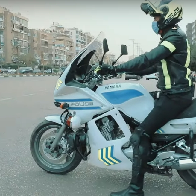 2021-03-08 Egypt Traffic Police Officers 01