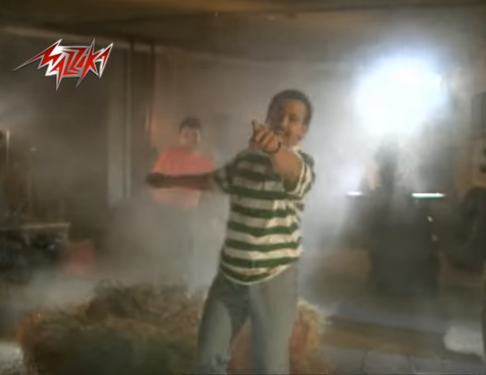 2021-04-05 Halal Aleik Song 1990s Hisham Abbas and Hameed Al Shairi 02