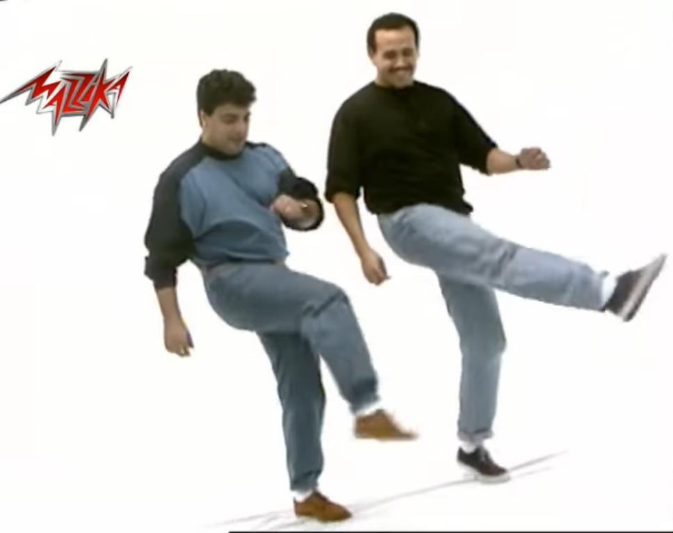 2021-04-05 Halal Aleik Song 1990s Hisham Abbas and Hameed Al Shairi 03