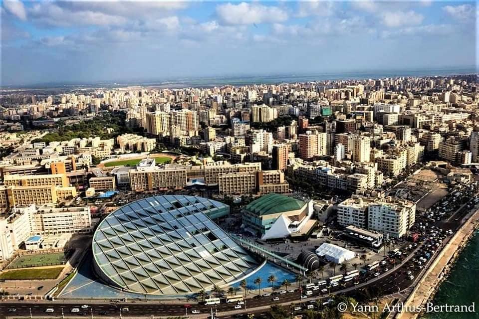 2021-06-03 Alexandria Library