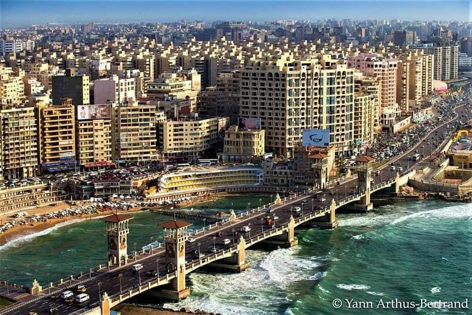 2021-06-03 Alexandria Mediterranean Stanley Bridge