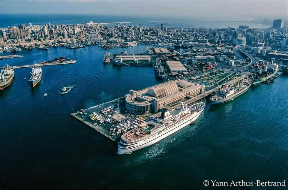 2021-06-03 Alexandria Port
