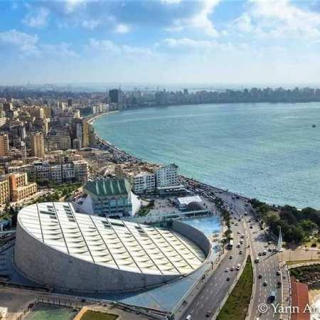 2021-06-03 Bibliotheca Alexandrina