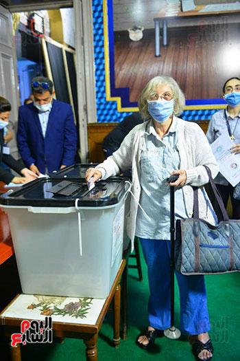 2021-08-29 Egypt Woman participate in Parliament elections 2020 Youm7 01