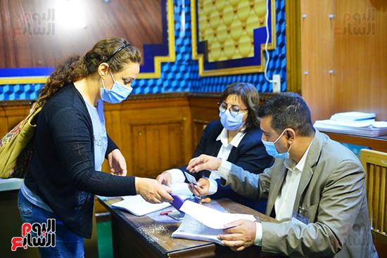 2021-08-29 Egypt Woman participate in Parliament elections 2020 Youm7 04