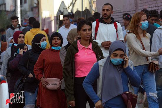 2021-08-29 Egypt Woman participate in Parliament elections 2020 Youm7 06