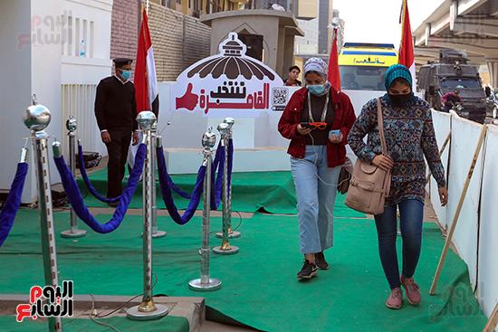 2021-08-29 Egypt Woman participate in Parliament elections 2020 Youm7 07