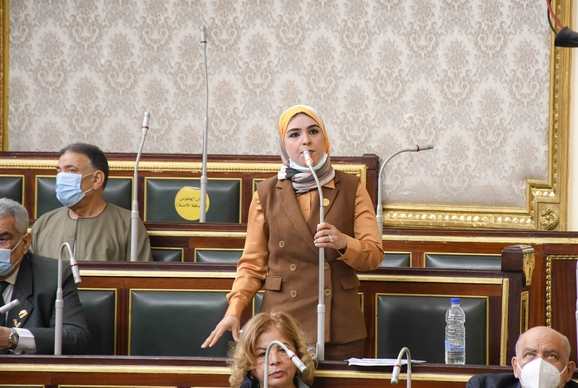 2021-08-29 Egyptian Women in the Parliament 2021 02