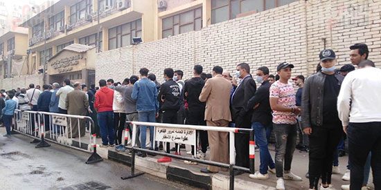 2021-08-29 Egyptians at the polling stations Parliament Elections 2020 Youm7 01