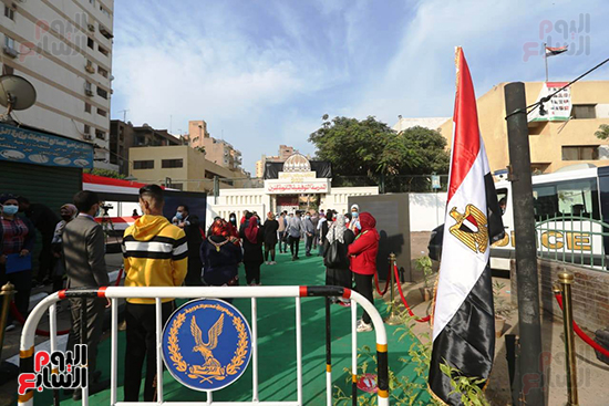 2021-08-29 Egyptians at the polling stations Parliament Elections 2020 Youm7 02