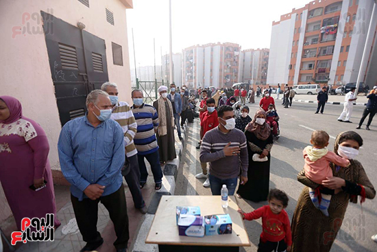 2021-08-29 Egyptians at the polling stations Parliament Elections 2020 Youm7 04